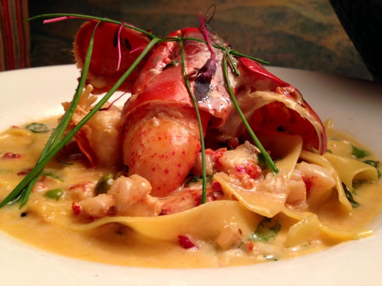 Maine Lobster Pappardelle