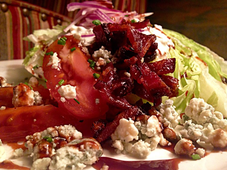 Signature Mohawk House Wedge Salad