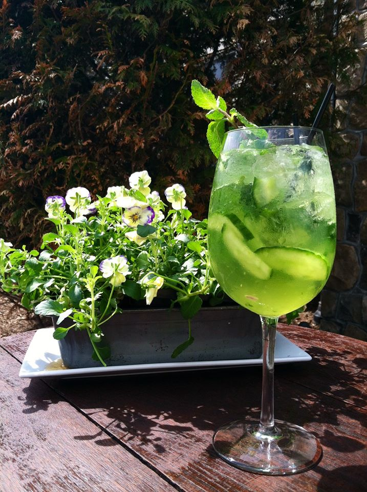 Speakeasy Cucumber Sangria