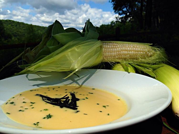 Jersey Corn Soup
