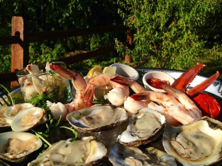 Market Fresh Seafood Platter