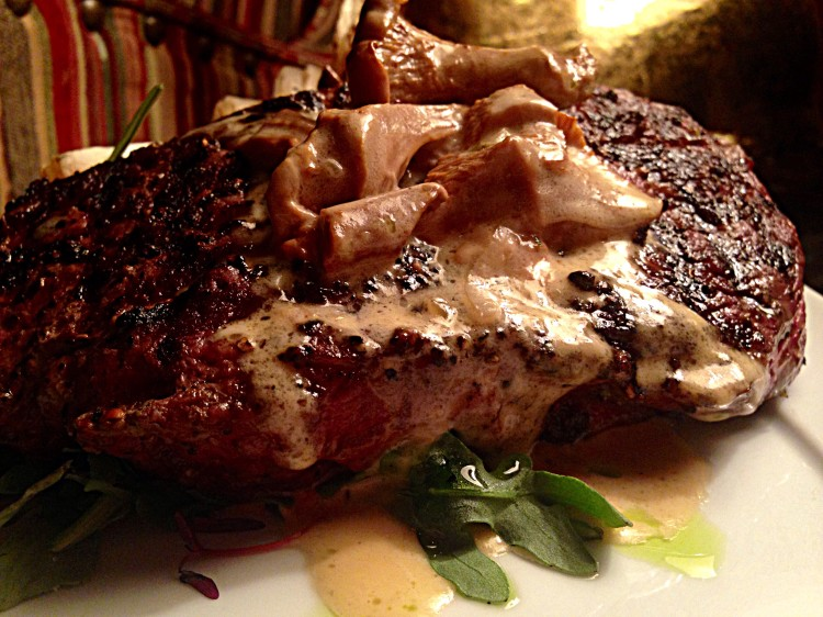 High Plains Bison Ribeye
