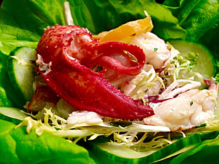 Maine Lobster Bibb Salad