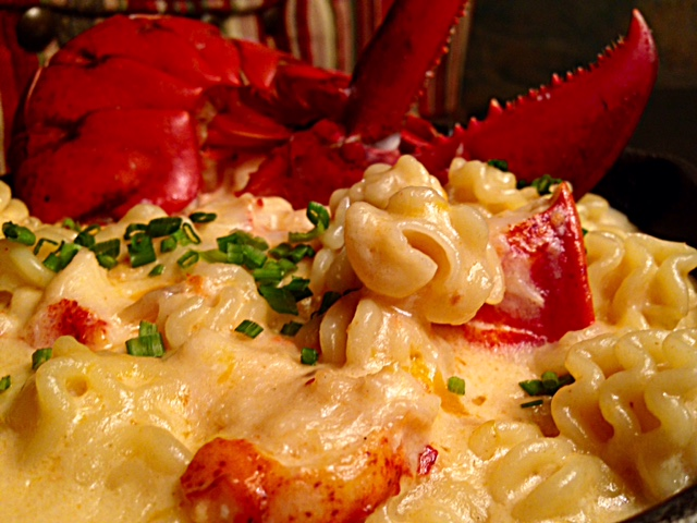 Maine Lobster Mac & Cheese