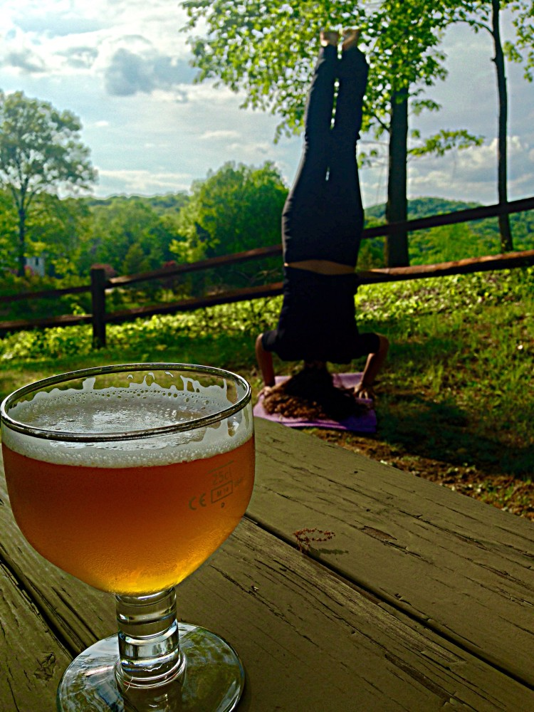 Will Yoga For Craft Beer