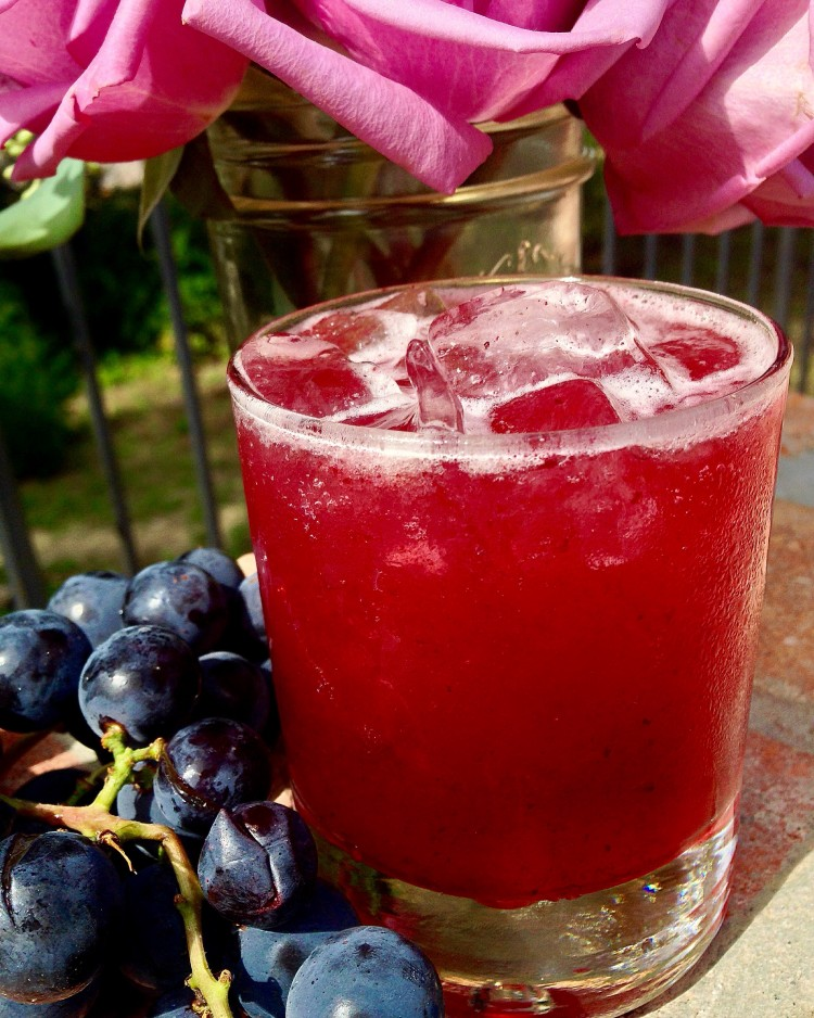 The Concord Grape Cocktail